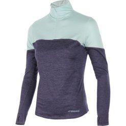 Bluzy rozpinane damskie: bluza do biegania damska BROOKS ESSENTIAL LONGSLEEVE 1/2 ZIP III / 220776539