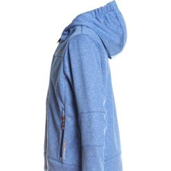 CMP BOY JACKET FIX HOOD Kurtka Softshell blue. Niebieskie kurtki damskie softshell marki CMP, z materiału. Za 209,00 zł.