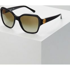 Tory Burch Okulary przeciwsłoneczne black. Czarne okulary przeciwsłoneczne damskie aviatory Tory Burch. Za 759,00 zł.