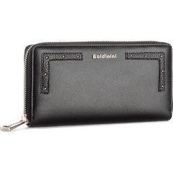 Duży Portfel Damski BALDININI - 676500VA Ner. Czarne portfele damskie Baldinini, ze skóry. W wyprzedaży za 389,00 zł.