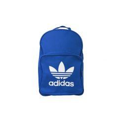 Plecaki adidas  Clas Trefoil Backpack BK6722. Niebieskie plecaki męskie Adidas. Za 99,99 zł.