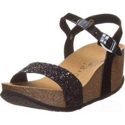 Buty damskie: Sandały w kolorze czarnym