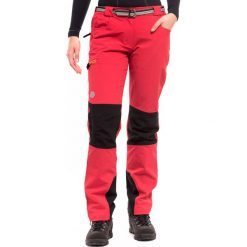 Spodnie sportowe damskie: Milo Spodnie damskie Tacul Lady Red r. XL