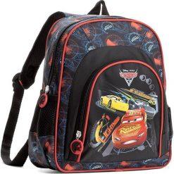 Plecak CARS - PL12CA42 Czarny. Czarne plecaki męskie marki Cars, z bawełny. Za 59,99 zł.