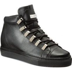 Sneakersy EVA MINGE - Dorita 2F 17BD1372195EF 101. Czarne sneakersy damskie marki Eva Minge, z materiału. Za 599,00 zł.