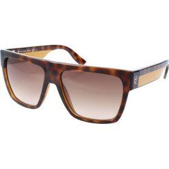 """Okulary przeciwsłoneczne damskie aviatory: Okulary przeciwsłoneczne """"0005/S 0IC"""" w kolorze brązowym"""