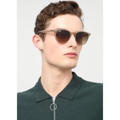 RayBan Okulary przeciwsłoneczne light brown. Brązowe okulary przeciwsłoneczne damskie lenonki marki Ray-Ban. Za 539,00 zł.