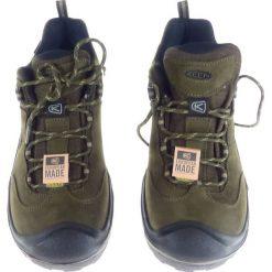 Buty trekkingowe męskie: Keen Buty męskie Wanderer WP European Made Cascade Brown/Dark Earth r. 45 (115594) [outlet]