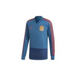 Bluzy męskie: Polary adidas  Bluza treningowa reprezentacji Hiszpanii