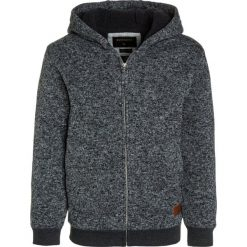 Swetry chłopięce: Quiksilver KELLER Kardigan dark grey heather