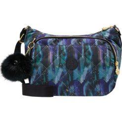 Kipling CAI Torba na ramię multicolor. Szare torebki klasyczne damskie Kipling. Za 419,00 zł.