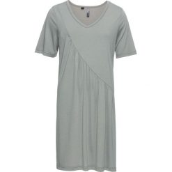 Sukienki hiszpanki: Sukienka shirtowa bonprix szary