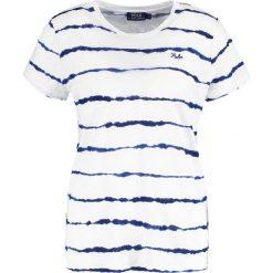 T-shirty damskie: Polo Ralph Lauren Tshirt z nadrukiem indigo