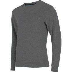 Bluzy męskie: MĘSKA BLUZA 4F SZARA H4Z17 BLM001 1945