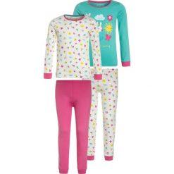 Mothercare GIRLS SUMMER DAYS 2 PACK  Piżama turquoise. Niebieskie bielizna chłopięca marki mothercare, z bawełny. Za 139,00 zł.