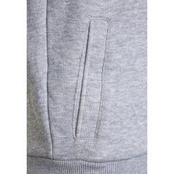 Timberland CARDIGAN  Bluza rozpinana meliertes grau. Szare bejsbolówki męskie Timberland, z bawełny. Za 269,00 zł.
