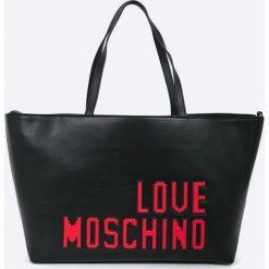 Shopper bag damskie: Love Moschino – Torebka