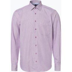 Koszule męskie na spinki: Andrew James – Koszula męska łatwa w prasowaniu, różowy
