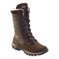 Buty trekkingowe damskie: MEINDL Buty damskie Fontanella Lady GTX brązowe r. 40 (7861/10/6,5)