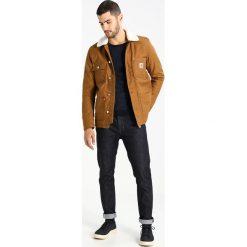 Swetry klasyczne męskie: Burton Menswear London HERRINGBONE CREW Sweter blue