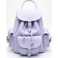 2db1f105df12b Fioletowe plecaki damskie - Promocja. Nawet -50%! - Kolekcja wiosna ...