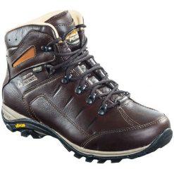 Buty trekkingowe męskie: MEINDL Buty męskie Tessin Identity brązowo-czarne r. 42.5 (2774)