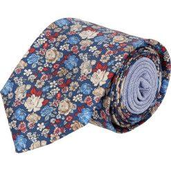 Krawat winman niebieski 215. Niebieskie krawaty męskie Recman. Za 129,00 zł.