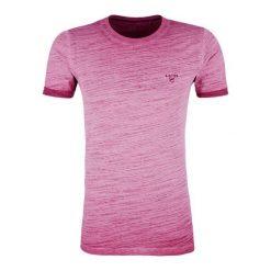 T-shirty męskie: S.Oliver T-Shirt Męski Xl Różowy
