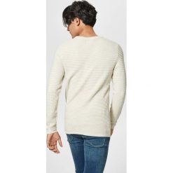 Swetry męskie: Selected Homme SHHNEWDEAN CREW NECK Sweter sand