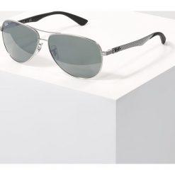 Okulary przeciwsłoneczne męskie: RayBan Okulary przeciwsłoneczne silver/crystal grey mirror
