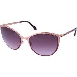 """Okulary przeciwsłoneczne damskie: Okulary przeciwsłoneczne """"RC985S"""" w kolorze różowego złota"""