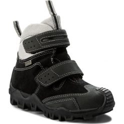 Buty zimowe chłopięce: Śniegowce BARTEK – 24387-D25 Czarny