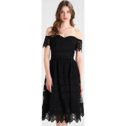 Sukienki hiszpanki: Chi Chi London Tall ROUGIA Sukienka letnia black