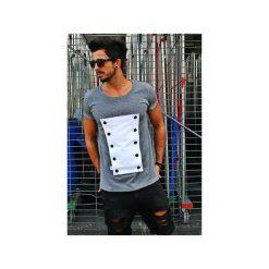 Koszulki męskie: T-SHIRT BUTTONS TEE UNISEX kolory