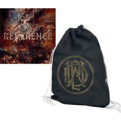 Parkway Drive Reverence CD + Torba treningowa standard. Czarne torebki klasyczne damskie Parkway Drive, z bawełny. Za 69,90 zł.