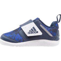 Adidas Performance FORTAPLAY Obuwie treningowe hires blue/collegiate navy/footwear white. Brązowe buty sportowe chłopięce marki adidas Performance, z gumy. Za 129,00 zł.