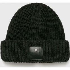 Medicine - Czapka Under The City. Czarne czapki zimowe męskie MEDICINE, na zimę, z dzianiny. Za 39,90 zł.