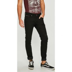 Tommy Jeans - Jeansy Scantion. Czarne jeansy męskie regular Tommy Jeans, z bawełny. Za 449,90 zł.