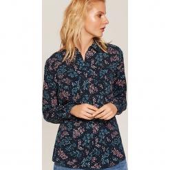 Koszula z wiskozy - Niebieski. Niebieskie koszule damskie marki House, l, z wiskozy. Za 59,99 zł.
