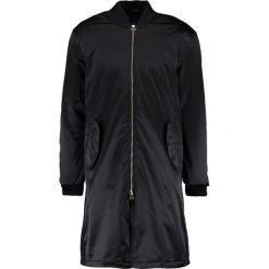 Płaszcze męskie: adidas Originals Krótki płaszcz black