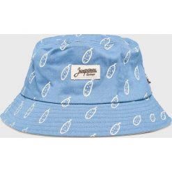 True Spin - Kapelusz. Niebieskie kapelusze męskie marki True Spin, z bawełny. Za 39,90 zł.