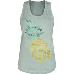 Topy damskie: Outer Vision Pineapple Top damski zielony (Mint)
