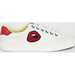 Wrangler - Buty. Szare buty sportowe damskie Wrangler, z gumy. W wyprzedaży za 179,90 zł.