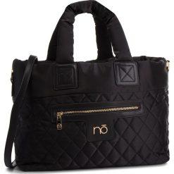 Torebka NOBO - NBAG-F4270-C020 Czarny. Czarne torebki klasyczne damskie marki Nobo, z materiału. W wyprzedaży za 159,00 zł.