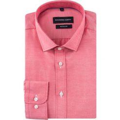 Koszula SIMONE KDTR000499. Czerwone koszule męskie na spinki marki Cropp, l. Za 149,00 zł.