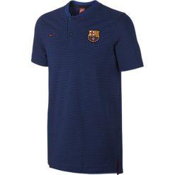 Nike Koszulka męska FCB M NSW Modern GSP AUT granatowa r. M (867825 455). Niebieskie koszulki sportowe męskie Nike, m. Za 159,00 zł.