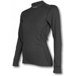 T-shirty damskie: Sensor Golf Termoaktywny Double Face Evo Black M