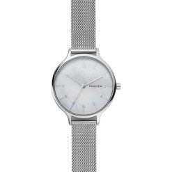 Zegarek SKAGEN - Anita SKW2701  Silver/Silver. Szare zegarki damskie Skagen. Za 589,00 zł.