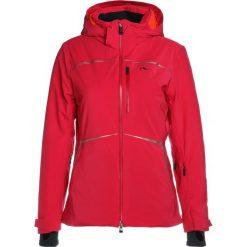 Odzież damska: Kjus FORMULA Kurtka narciarska persian red