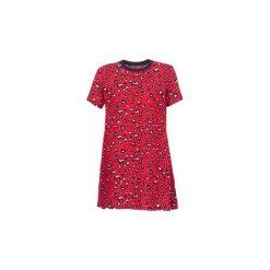 Sukienki hiszpanki: Sukienki krótkie Moony Mood  HUEKE